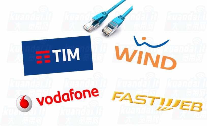 意大利宽带大全,网速、价格、覆盖,哪些你不了解的费用? 生活百科 第1张