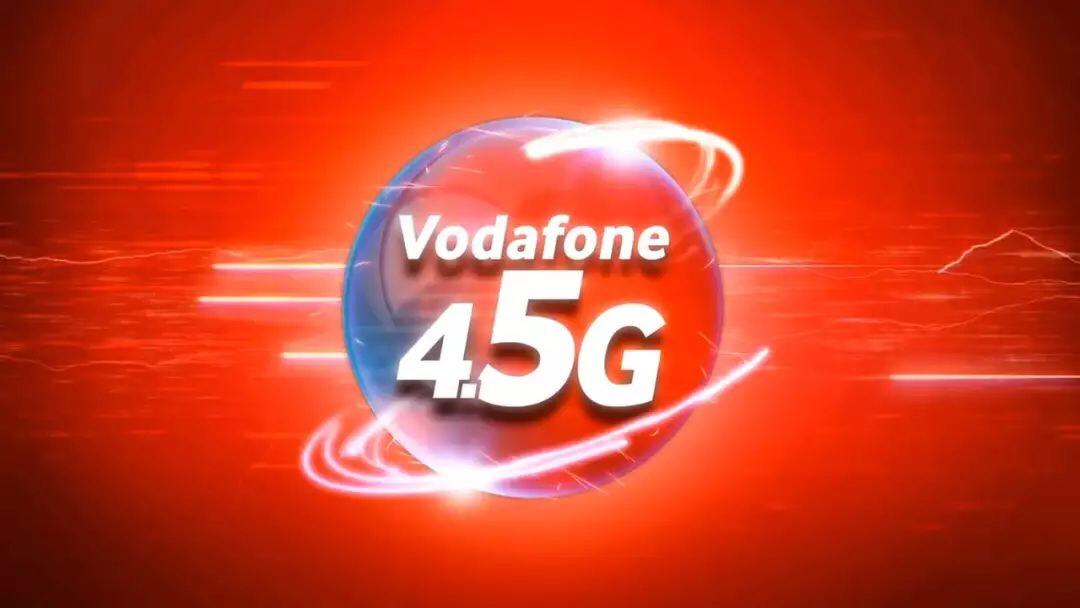 最新4.5G网速Vodafone最新带中国分数套餐,最便宜7欧,最多25GB,免费开热点,支持e-SIM 意国杂烩 第1张