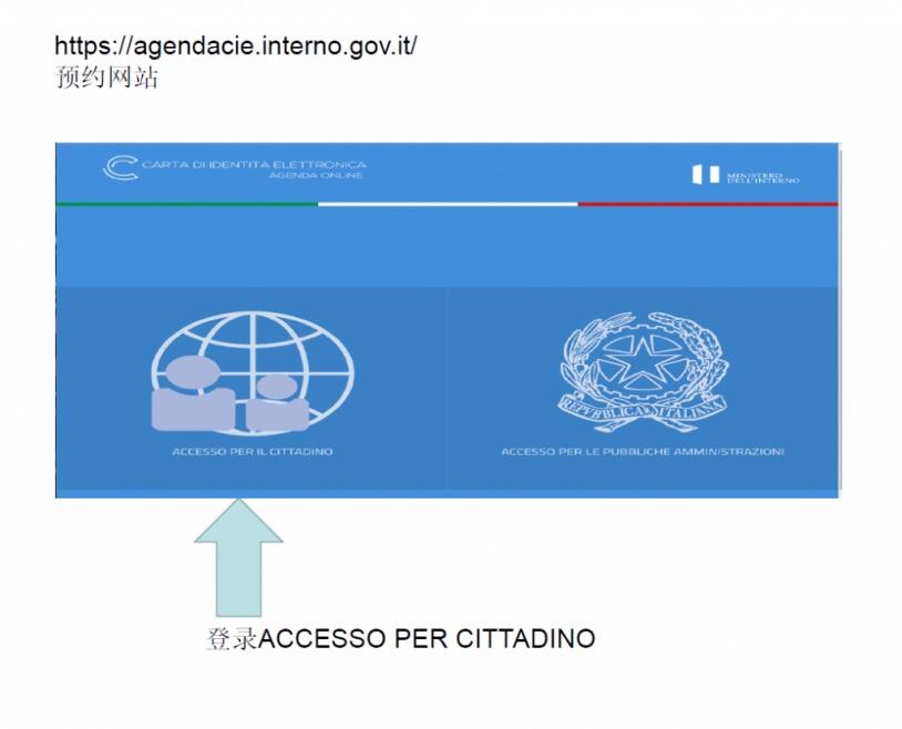 最新教程 教你如何预约意大利电子身份证CIE 生活百科 第1张