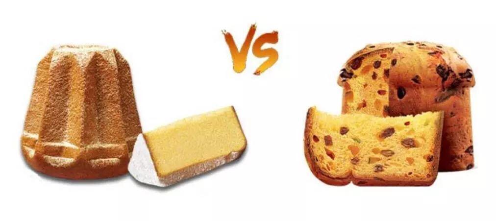 圣诞节就要到了,意大利传统甜点panettone VS pandoro,你pick哪一个? 意国杂烩 第1张