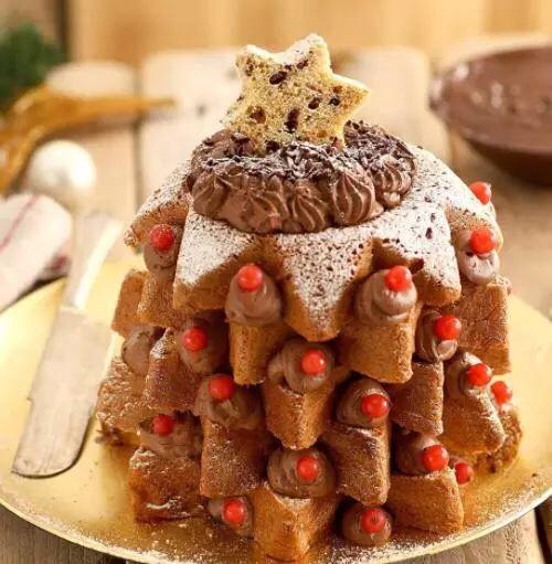 圣诞节就要到了,意大利传统甜点panettone VS pandoro,你pick哪一个? 意国杂烩 第10张