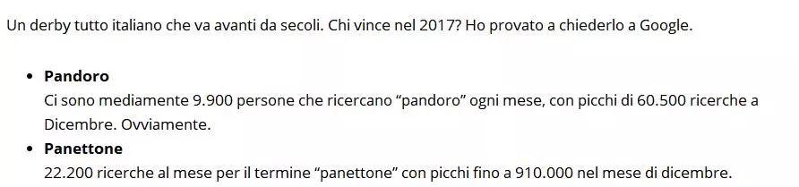 圣诞节就要到了,意大利传统甜点panettone VS pandoro,你pick哪一个? 意国杂烩 第13张