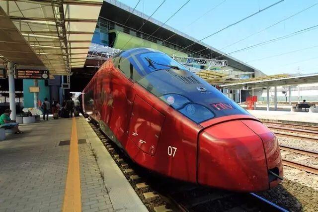 意大利高速铁路火车类型介绍 生活百科 第4张
