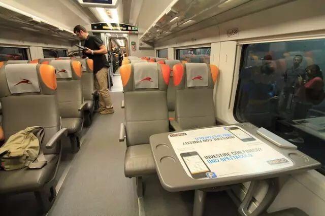 意大利高速铁路火车类型介绍 生活百科 第6张