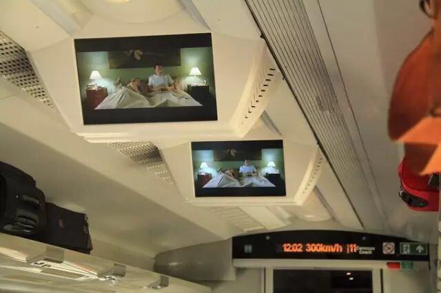 意大利高速铁路火车类型介绍 生活百科 第7张