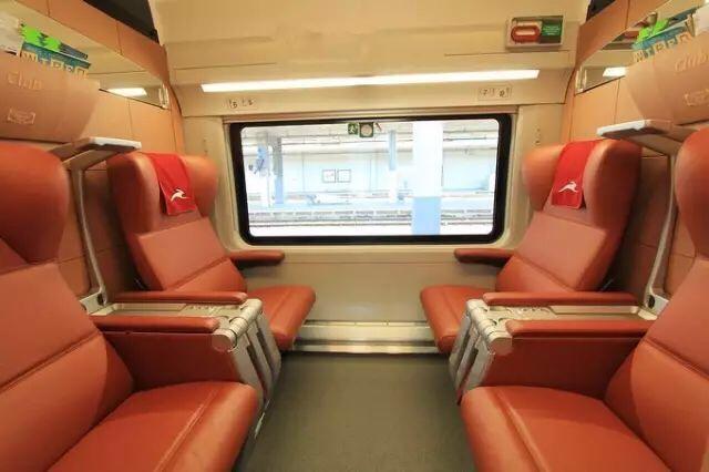 意大利高速铁路火车类型介绍 生活百科 第9张