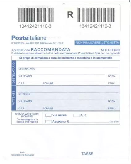 初到意大利邮局该怎么办?这篇对话正适合! 生活百科 第1张
