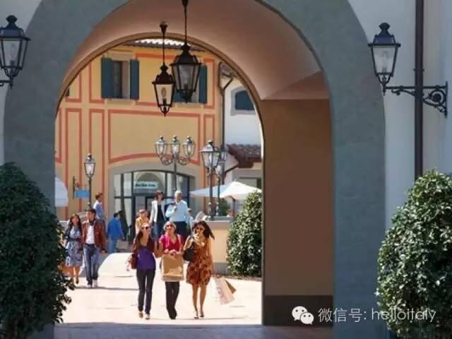 佛罗伦萨周边打折村THE MALL购物指南+攻略