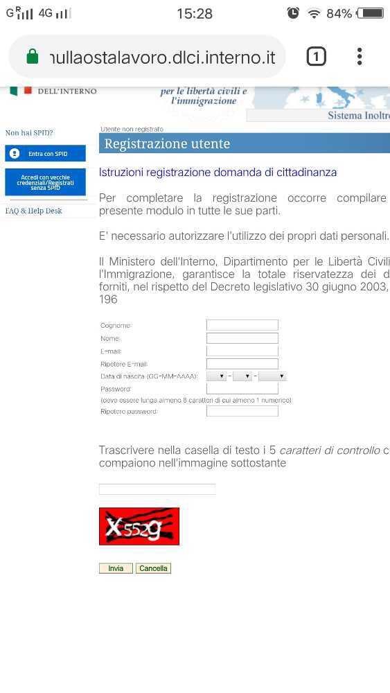 意大利A2考试在线预约跟查询成绩教程[2019年3月更新版] 生活百科 第8张