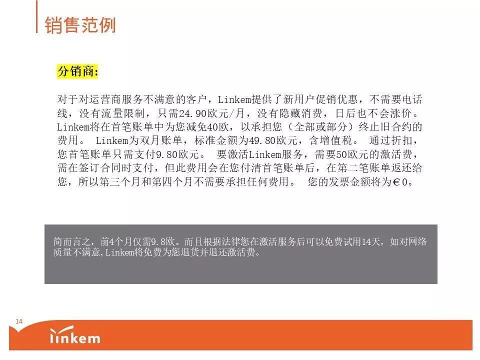 Linkem特殊套餐立减40块钱(只限于新用户IBAN支付方式) 意国杂烩 第14张