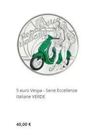 快看!意政府发行了一套5欧元硬币! 意国新闻 第2张