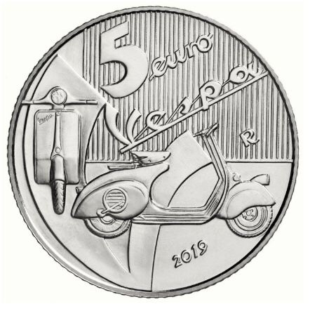 快看!意政府发行了一套5欧元硬币! 意国新闻 第4张