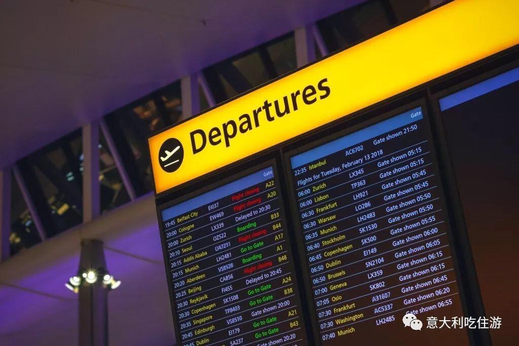 出行提醒:米兰Linate机场夏季关闭 米兰Malpensa机场需提前到达 意国新闻 第11张
