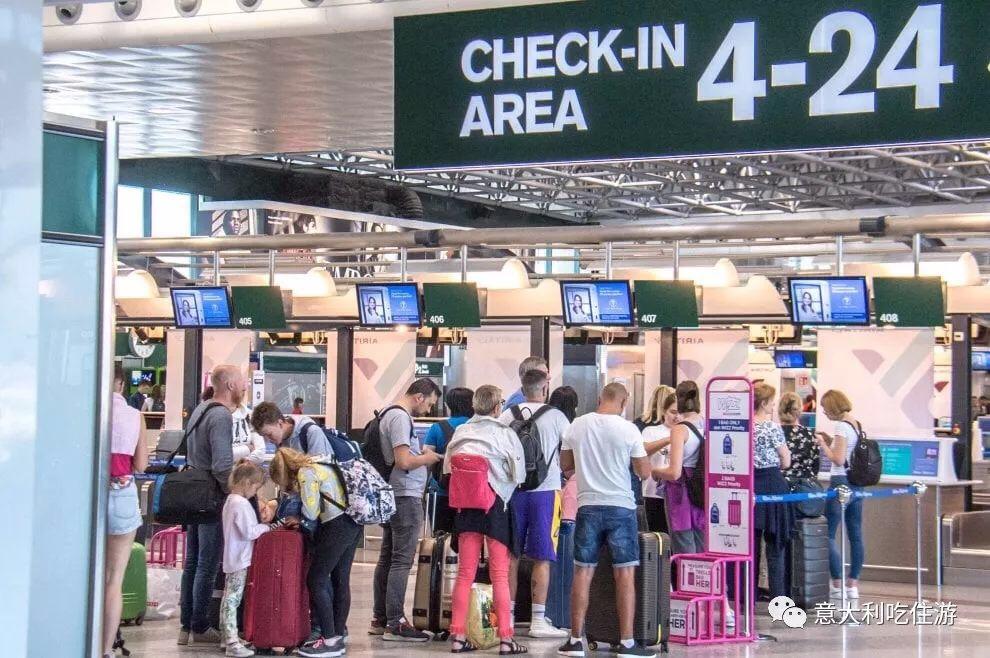 出行提醒:米兰Linate机场夏季关闭 米兰Malpensa机场需提前到达 意国新闻 第15张