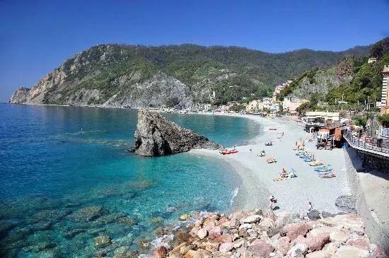 最全意大利海滩收藏贴,原来海滩也可以是浪漫的粉 意国杂烩 第4张