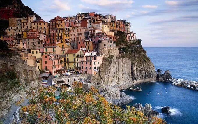 最全意大利海滩收藏贴,原来海滩也可以是浪漫的粉 意国杂烩 第5张