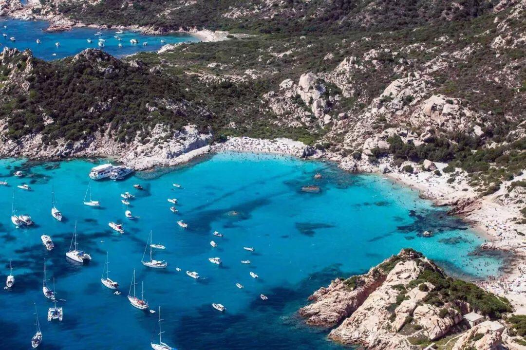 最全意大利海滩收藏贴,原来海滩也可以是浪漫的粉 意国杂烩 第11张