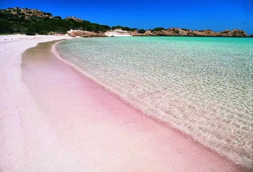 最全意大利海滩收藏贴,原来海滩也可以是浪漫的粉 意国杂烩 第12张