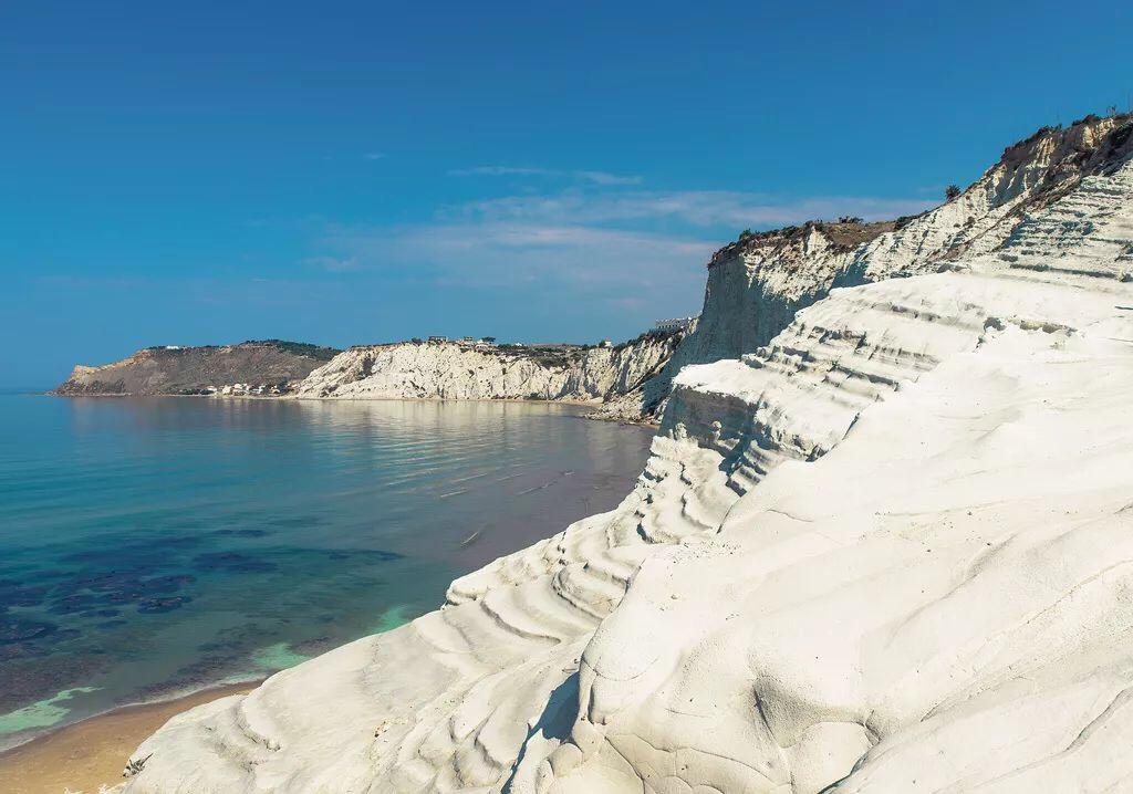 最全意大利海滩收藏贴,原来海滩也可以是浪漫的粉 意国杂烩 第19张