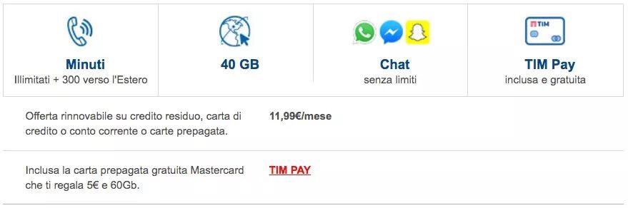 在意大利生活,如何办一张称心的电话卡?! 生活百科 第3张