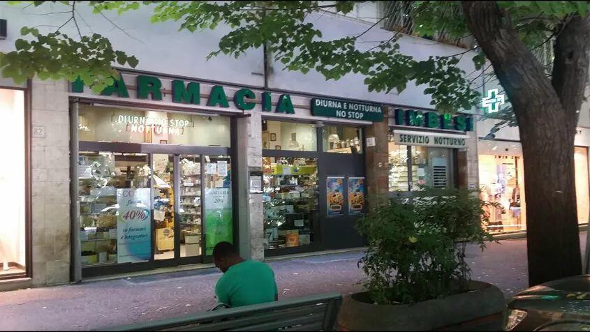 深夜生病怎么办?米兰,罗马,佛罗伦萨24小时药店全图鉴 生活百科 第13张