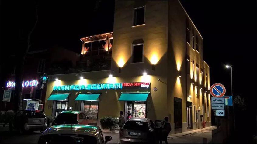 深夜生病怎么办?米兰,罗马,佛罗伦萨24小时药店全图鉴 生活百科 第14张