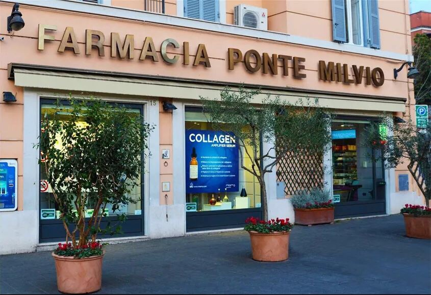 深夜生病怎么办?米兰,罗马,佛罗伦萨24小时药店全图鉴 生活百科 第17张