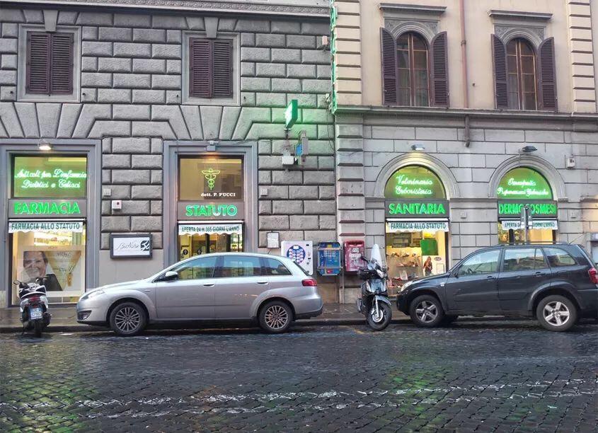 深夜生病怎么办?米兰,罗马,佛罗伦萨24小时药店全图鉴 生活百科 第22张