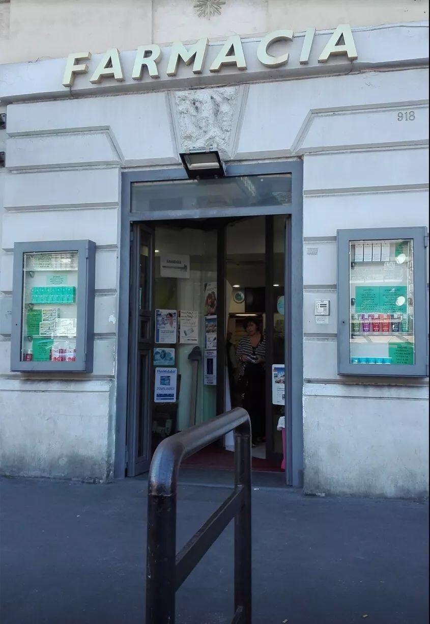 深夜生病怎么办?米兰,罗马,佛罗伦萨24小时药店全图鉴 生活百科 第23张