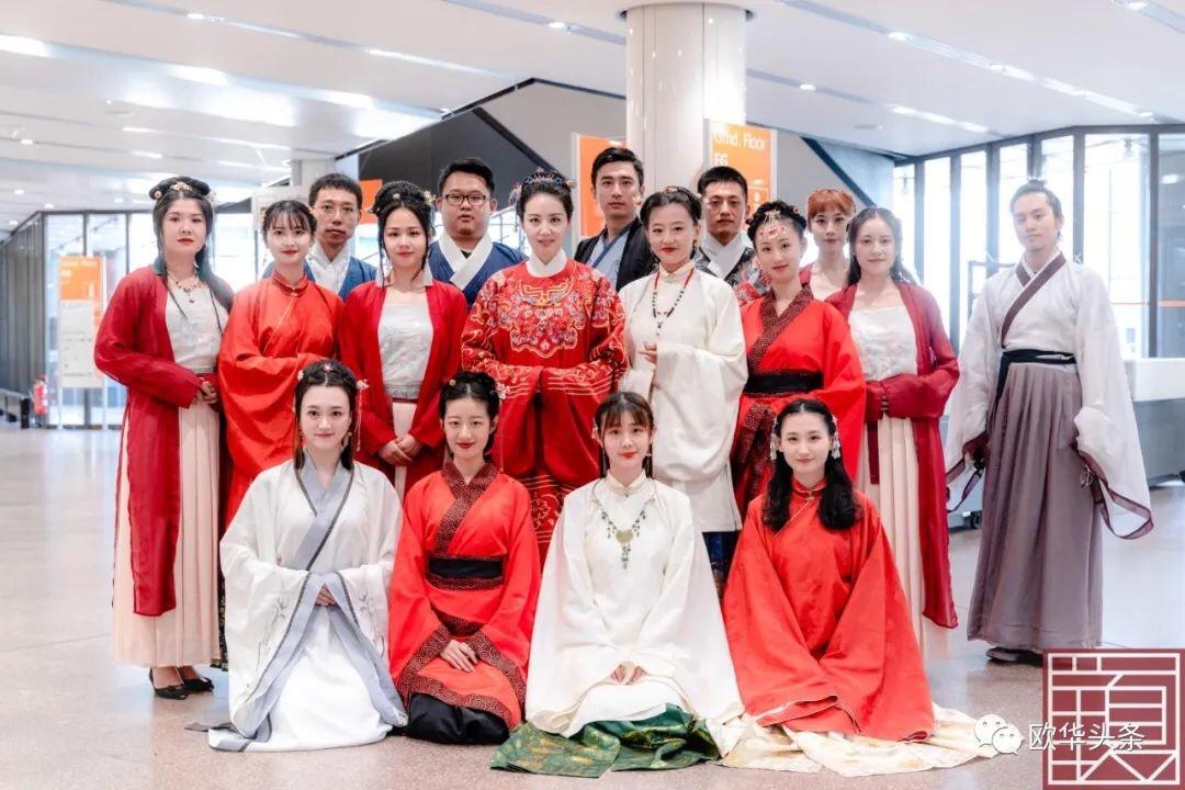 传播汉文化! 欧洲各大汉文化协会携手国内同袍为疫情在行动! 意国杂烩 第10张