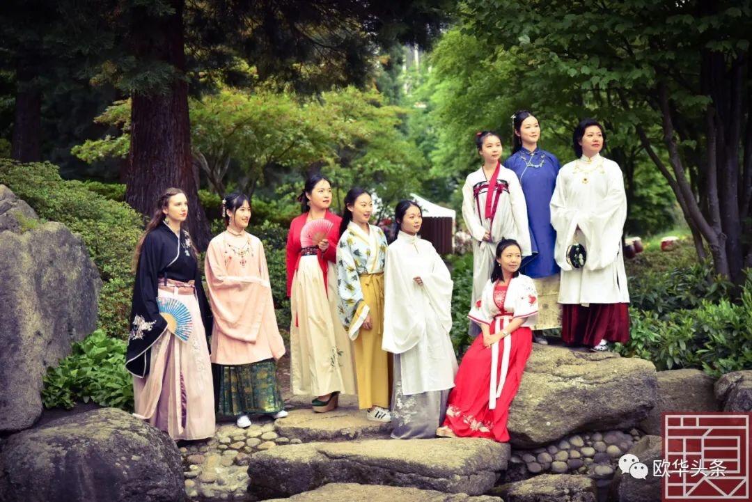 传播汉文化! 欧洲各大汉文化协会携手国内同袍为疫情在行动! 意国杂烩 第11张