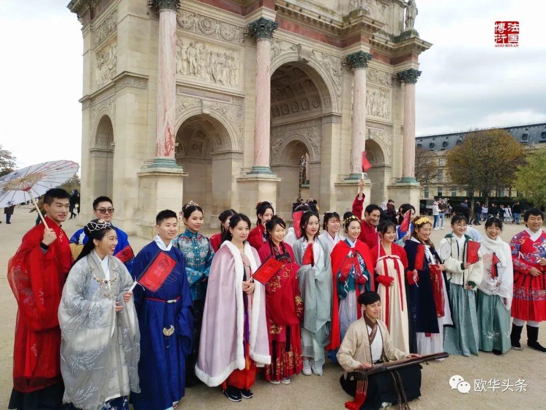 传播汉文化! 欧洲各大汉文化协会携手国内同袍为疫情在行动! 意国杂烩 第12张