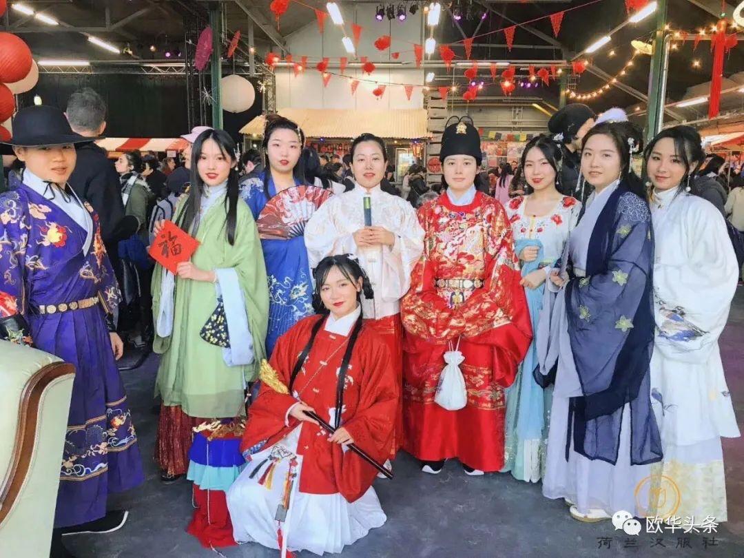 传播汉文化! 欧洲各大汉文化协会携手国内同袍为疫情在行动! 意国杂烩 第14张