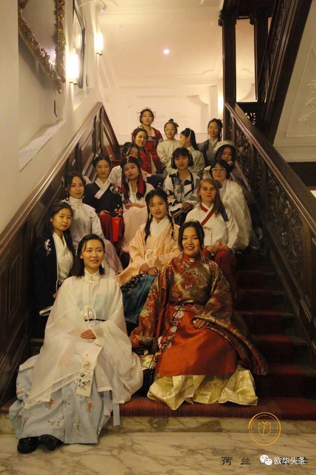 传播汉文化! 欧洲各大汉文化协会携手国内同袍为疫情在行动! 意国杂烩 第15张