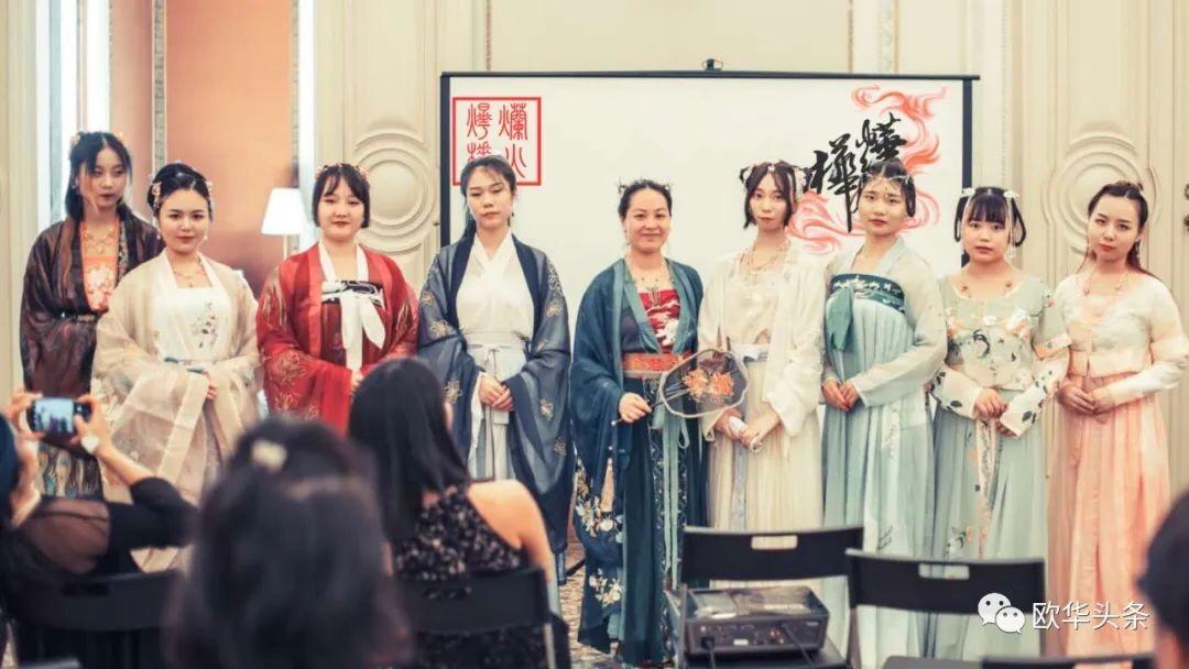 传播汉文化! 欧洲各大汉文化协会携手国内同袍为疫情在行动! 意国杂烩 第17张