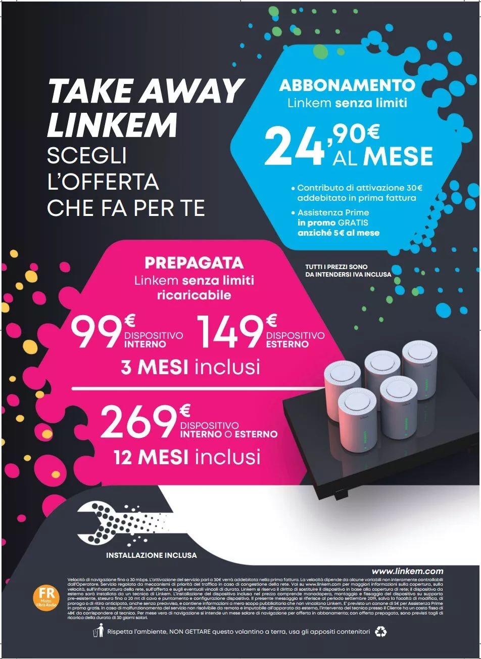 Linkem 宽带介绍-2020年9月份即将迎来5G信号覆盖 意国杂烩 第7张