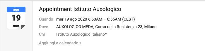 我在意大利做了一次40欧的血清检测,详细攻略分享 意国杂烩 第2张