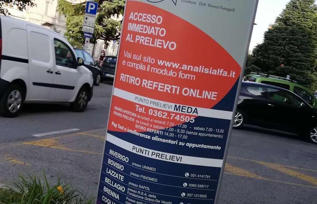 我在意大利做了一次40欧的血清检测,详细攻略分享 意国杂烩 第3张