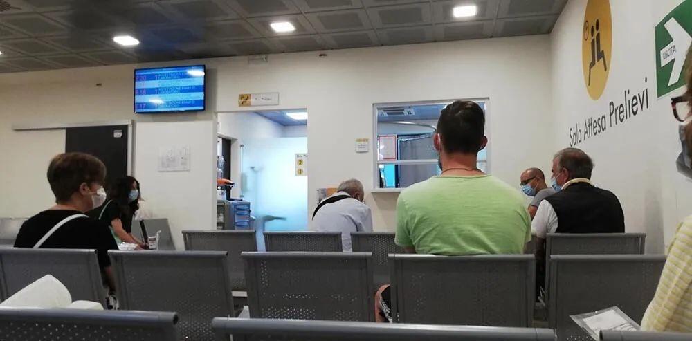 我在意大利做了一次40欧的血清检测,详细攻略分享 意国杂烩 第4张